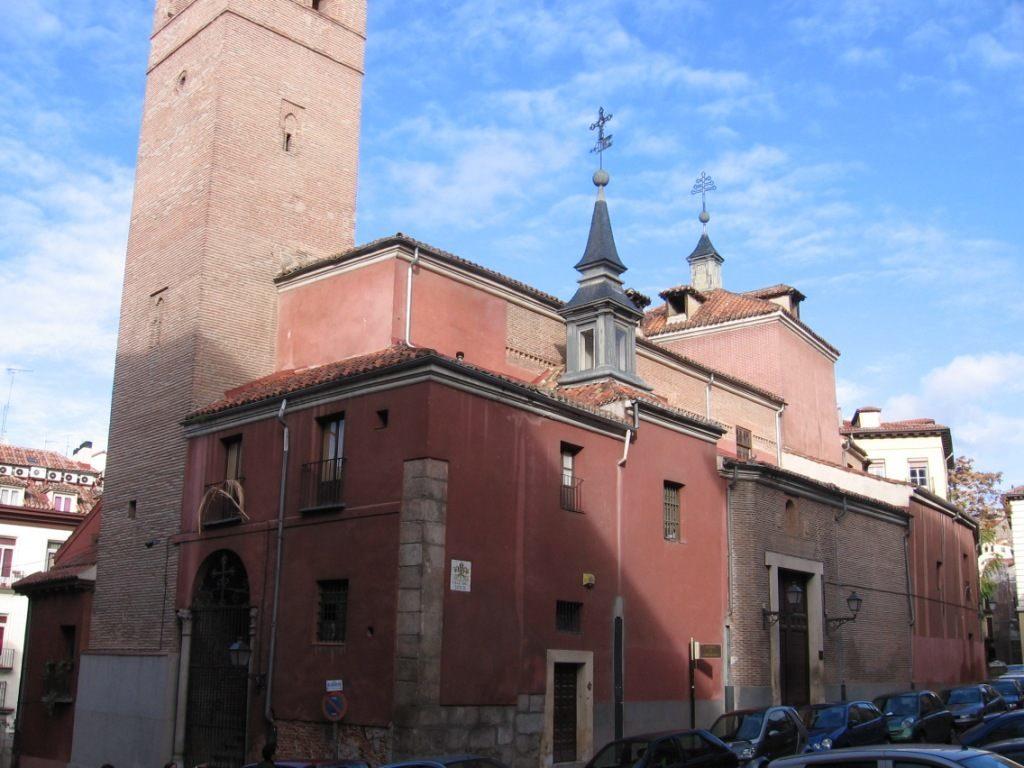 Церква св. Петра, San Pedro el Real/San Pedro el Viejo