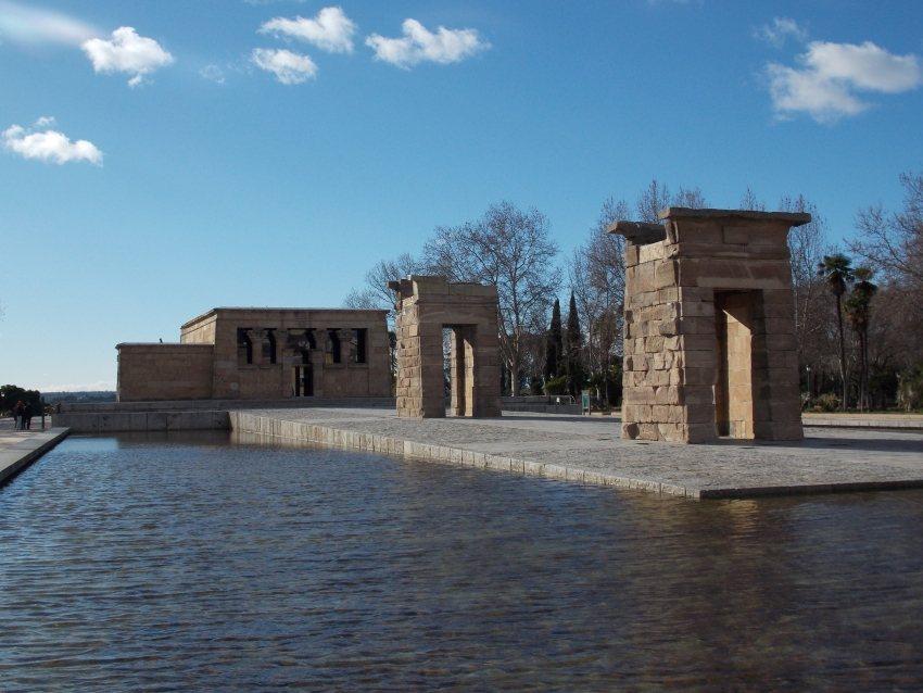 Нубійський храм Дебод